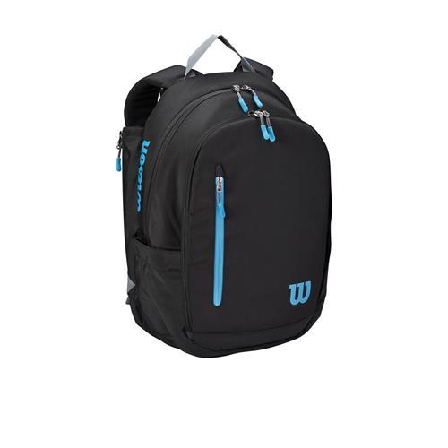 Wilson Ultra Backpack (Black/Blue/Silver)