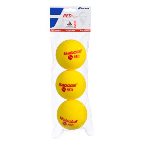 Babolat Yellow Soft Foam Balls