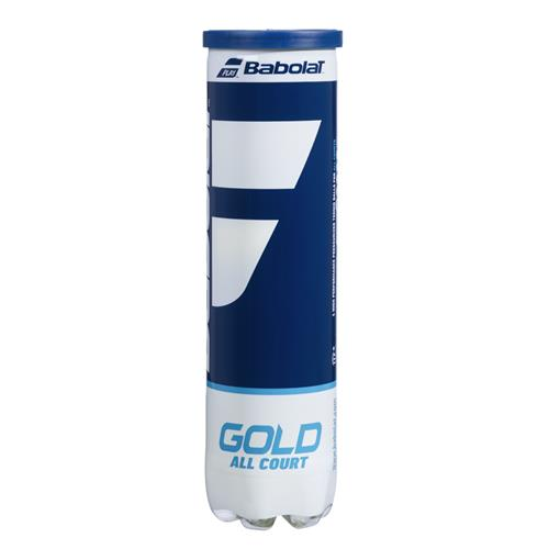 Babolat Gold All Court-4 Ball Can
