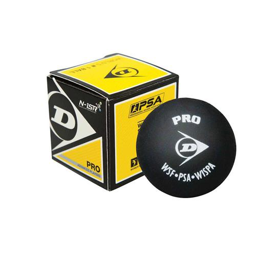 Dunlop Pro Squash Ball Double Yellow