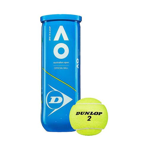 Dunlop Australian Open 4 Ball Can