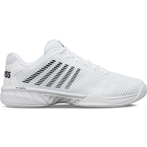 K-Swiss Hypercourt Express 2 Mens Shoe (White/Black)