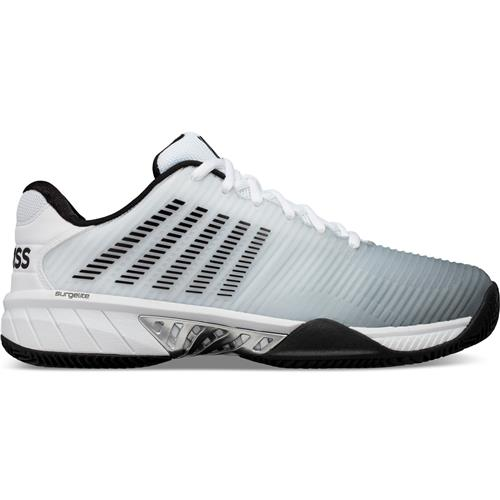 K-Swiss Hypercourt Express 2 HB Mens Shoe (White/Black)