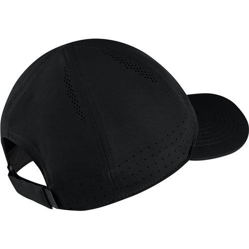 Nike Court Advantage Cap (Black/White)