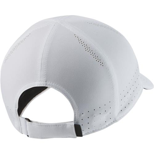 Nike Court Advantage Cap (White/Black)