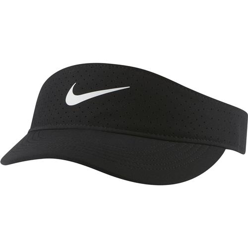 Nike Court Women's Advantage Visor (Black)