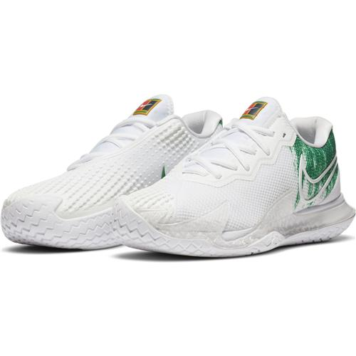 Nike Air Zoom Vapor Cage 4 HC Womens Shoe (White)