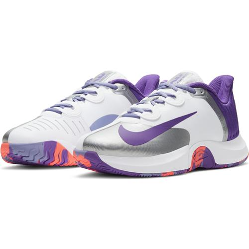 Nike Air Zoom GP Turbo HC Womens Shoe (White/Wild Berry/Mango)