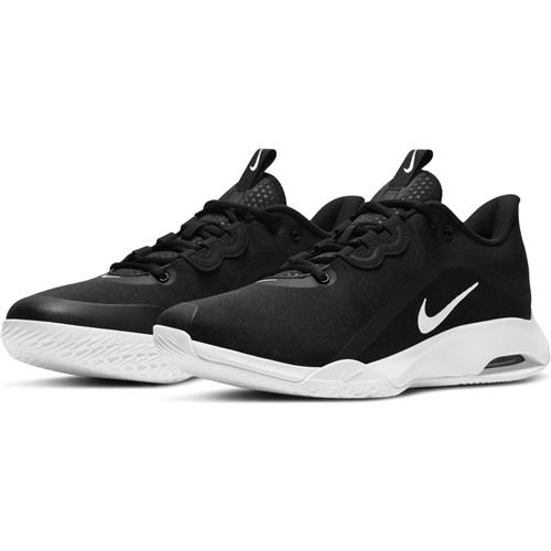 Nike Air Max Volley Mens Tennis Shoes (Black/White)