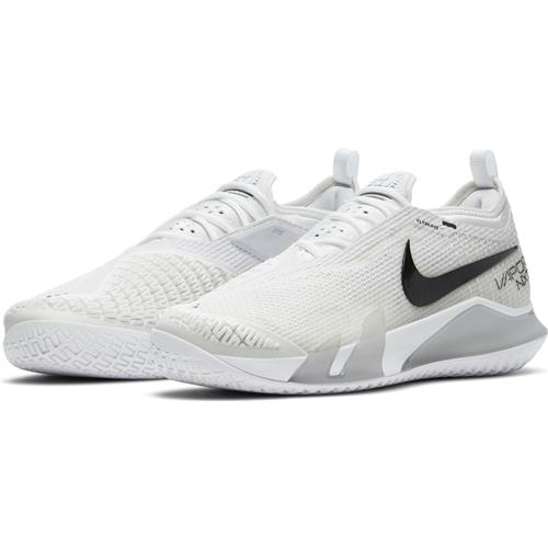 Nike React Vapor NXT HC Mens Shoe (White/Black/GreyFog)