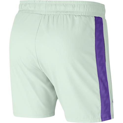 Nike Court Rafa Melbourne Mens Short 7in(Barely Green/Bright Mango)