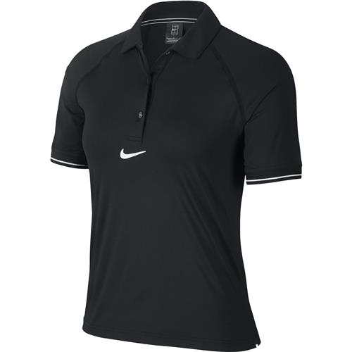 Nike Essential Womens Polo (Black)