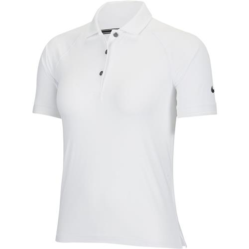 Nike Essential Womens Polo (White)