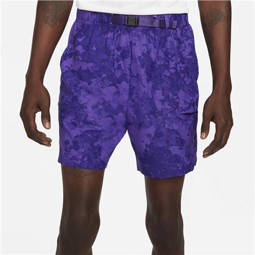 Nike Court Flex Slam Mens Short NT Melbourne (Purple)