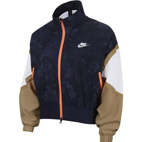 Nike Court Slam Full Zip Jacket  Melbourne (Obsidian/White/Parachute Beige)