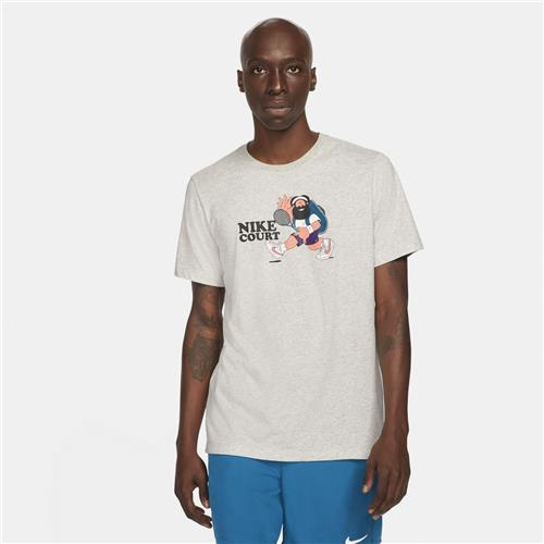 Nike Court Tee Slam (Grey)