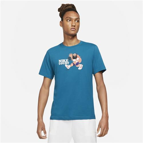 Nike Court Tee Slam (Teal)