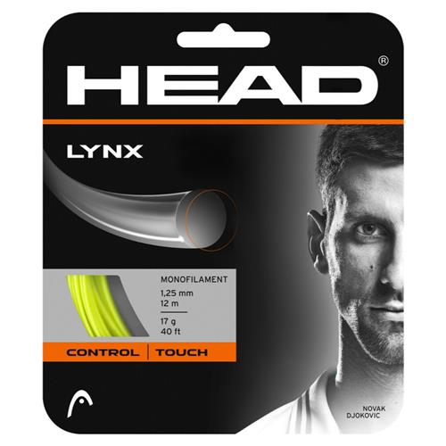 Head Lynx 125/17 String 12m Set (Yellow)