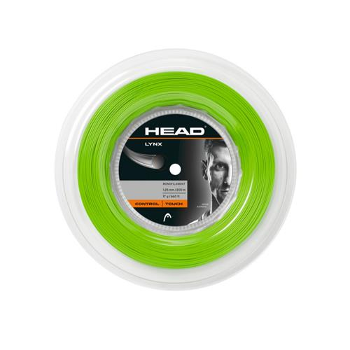 Head Lynx 125/17 200m Reel (Green)