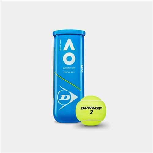 Dunlop Australian Open SS 3 2021 Tennis Balls 3 Ball