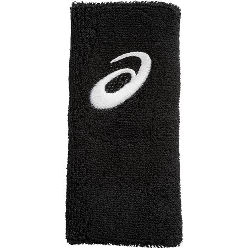 Asics Wrist Band Wide (Performance Black)
