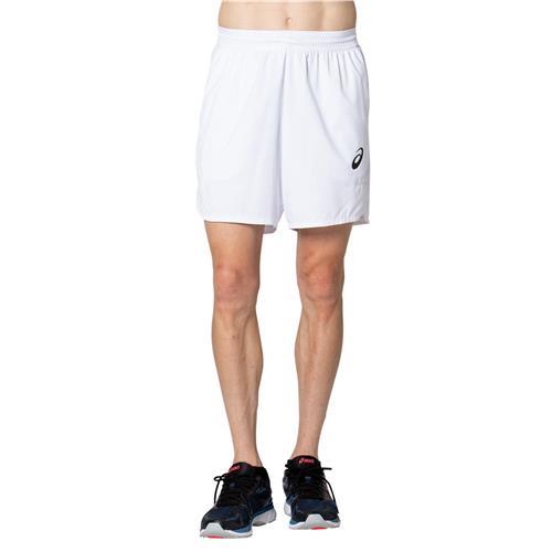 Asics Match 7in Short (Brilliant White)