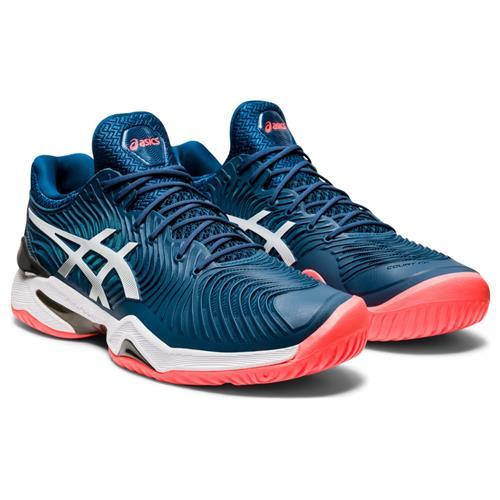 Asics Court FF 2 Mens Shoe (Blue/White)