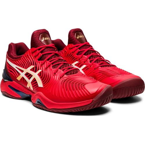 Asics Court FF 2 Mens Shoe (Red/White)