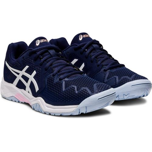 Asics Gel-Resolution 8 GS Kids Shoe (Peacoat/Candy)