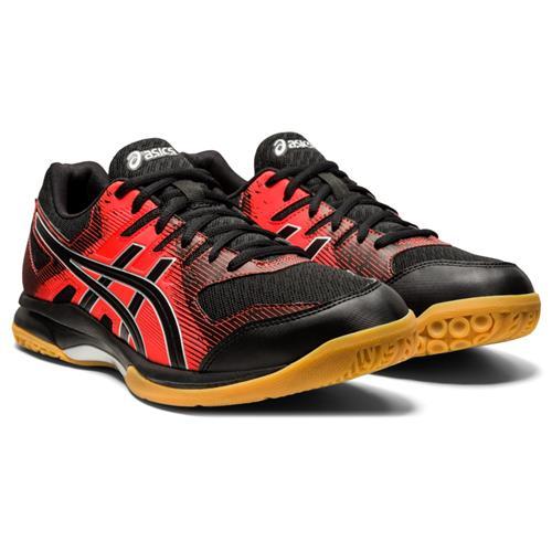 Asics Gel-Rocket 9 Mens Shoe (Black/Red)
