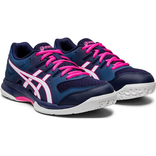 Asics Gel-Rocket 9 Womens Shoe (Peacoat/White)