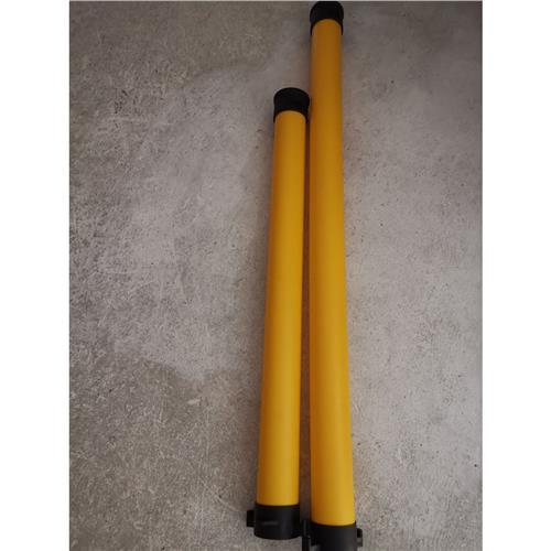 Eye Cue Ball Pick Up Tube (20 Balls) Yellow