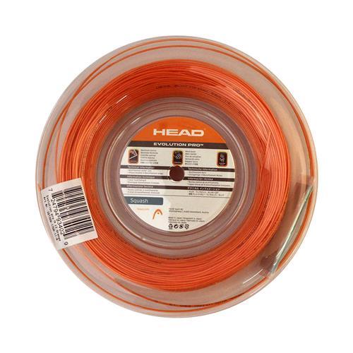 Head Evolution Pro 121/17 110m Reel (Orange)