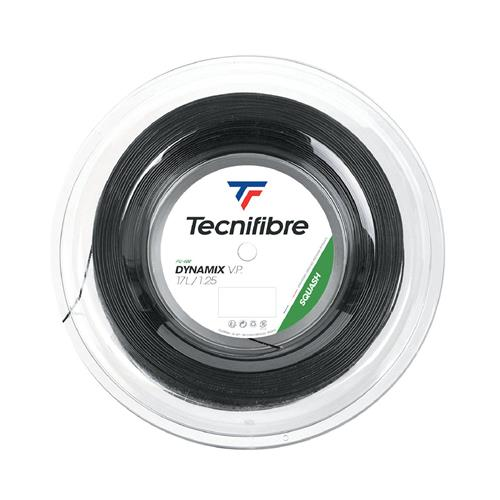 Tecnifibre DNMX VP 17L/1.25mm 200m Reel (Black)