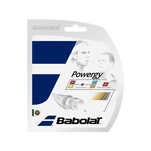 Babolat Powergy 130/16 String Set (Natural)