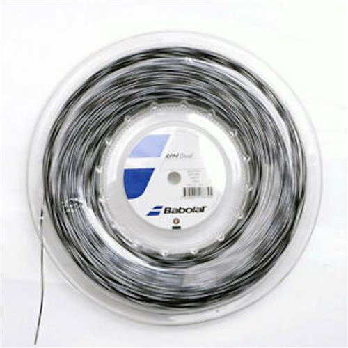 Babolat RPM Dual 130/16 200m Reel (Black/Silver)