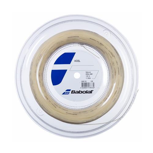 Babolat XCEL 130/16 200m Reel (Natural)