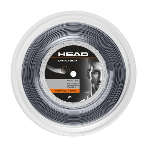 Head Lynx Tour 125/17 200m Reel (Grey)