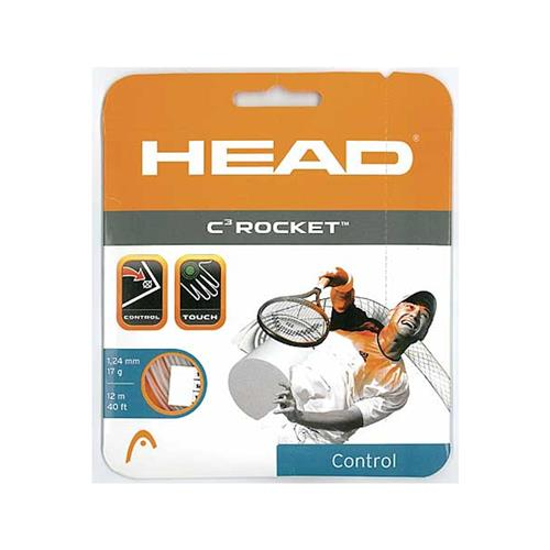 Head C3 Rocket Control 124/17 String Set