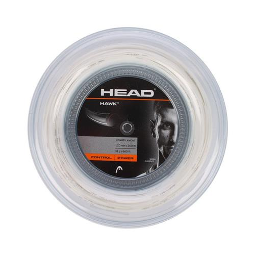 Head Hawk 120/18 200m Reel (White)