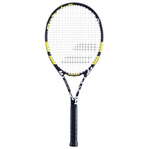 Babolat Evoke 102 S Tennis Racquet (Black/Yellow)