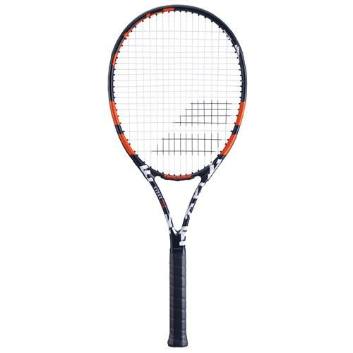 Babolat Evoke 105 S Tennis Racquet (Black/Orange)