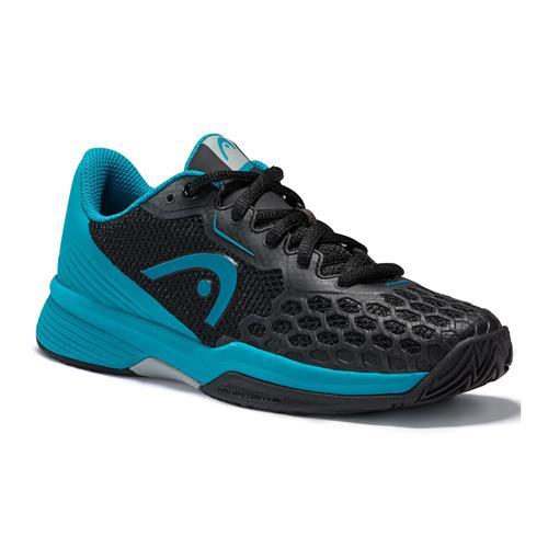 Head Revolt Pro 3.5 Allcourt Junior Tennis Shoes (Raven/Capri)