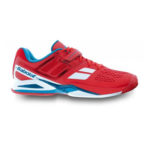 Babolat Propulse BPM All Court Mens Shoe (Red)