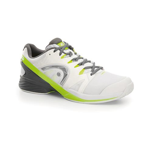 Head Nitro Pro Mens Shoe (White/Yellow)