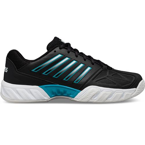 K-Swiss Bigshot Light 3 Mens Shoe (Black/White)