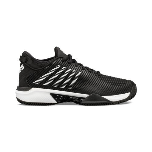 K-Swiss Hypercourt Supreme HB Mens Tennis Shoes (Black/White)