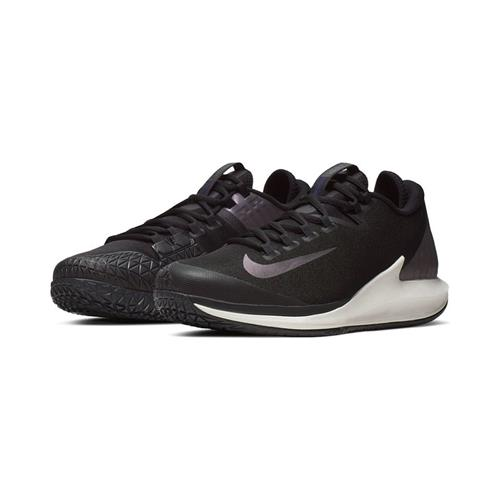 Nike Court Air Zoom Zero HC Mens Shoe (Black/Multi)
