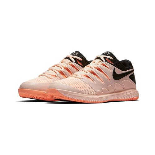 Nike Air Zoom Vapor X HC Womens Shoe (Crimson/Black)