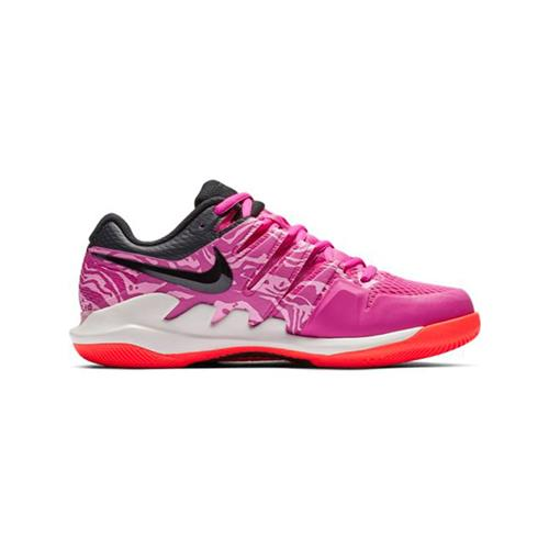 Nike Air Zoom Vapor X HC Womens Shoe (Fuchsia/Black)